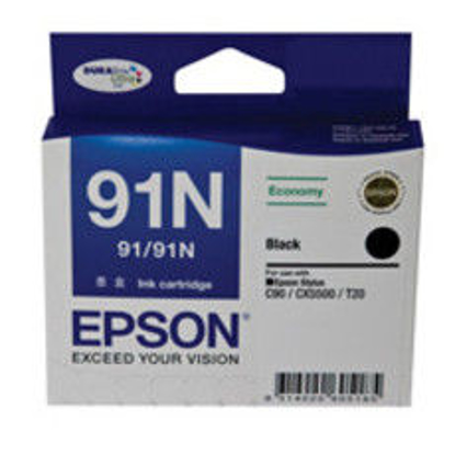 Picture of EPSON 91N BLACK