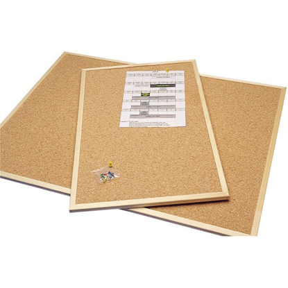 Picture of CORK BOARD MARBIG 600X800 WOOD FRAME