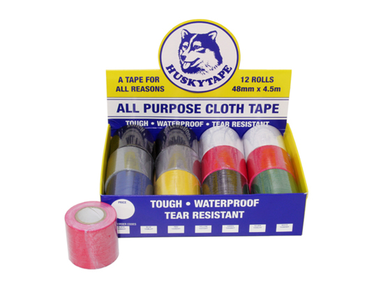 Picture of HUSKY CLOTH TAPE