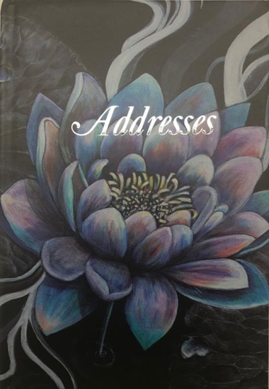 Picture of ADDRESS BOOK A5 LOTUS