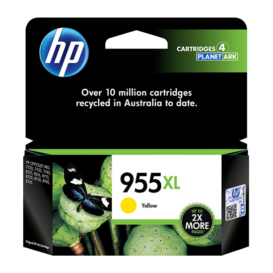 Picture of HP #955XL YELLOW INK