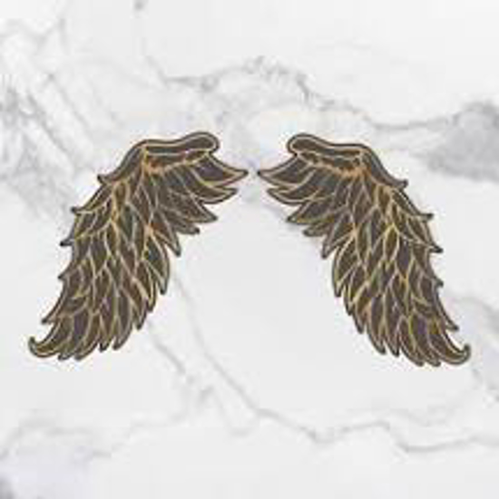 Picture of STEAMPUNK DREAMS OPEN WINGS